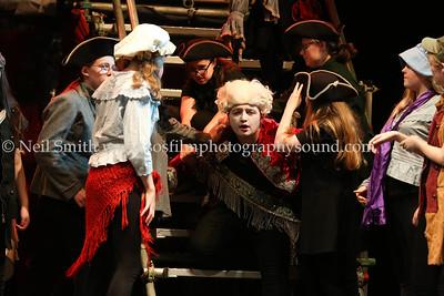 'The Scarlett Pimpernel' Everyman Theatre Summer School