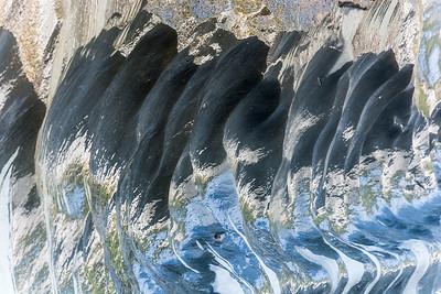 Von der Verwandtschaft zwischen Fels und Wasser