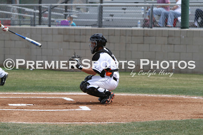 La Porte Varsity Baseball vs Atascocita 4/17/10