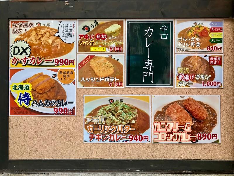 Hinoya Curry Akihabara