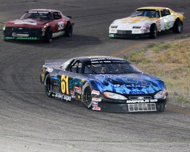 HIWay 92 RaceWay Park Racing -- Sept. 2