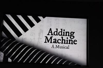 10-2-2017 Adding Machine a Musical @ Theatre 3