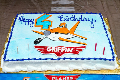Griffin Rotkowitz Birthday 2014