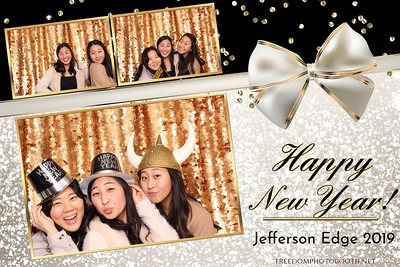 Jefferson Edge's New Year's Eve Party 12.31.19