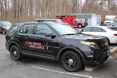 Apparatus Shoot - Echo Hose Ambulance