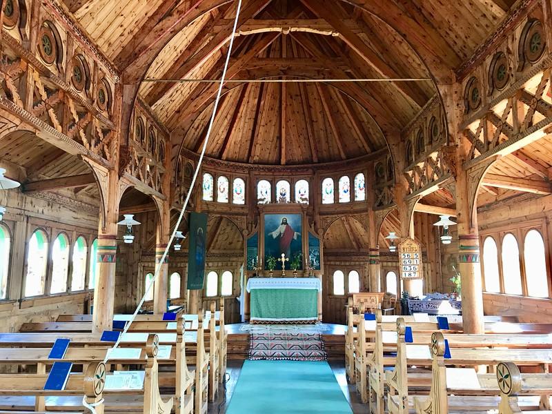 St. Olaf's Church Balestrand Norway