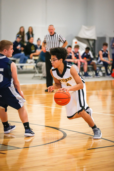 GHS Boys Freshman vs Monmouth-Roseville Jan. 25, 2018