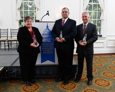 NCBEA 2015 Awardees