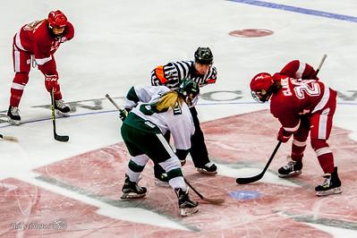 UW Sports - Women's Hockey - Nov 27, 2015