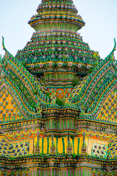 Wat Pho, Bangkok, Thailand - 2015