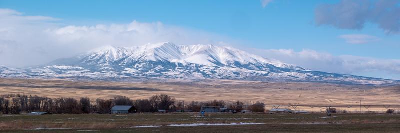 Crazy Peak, MT