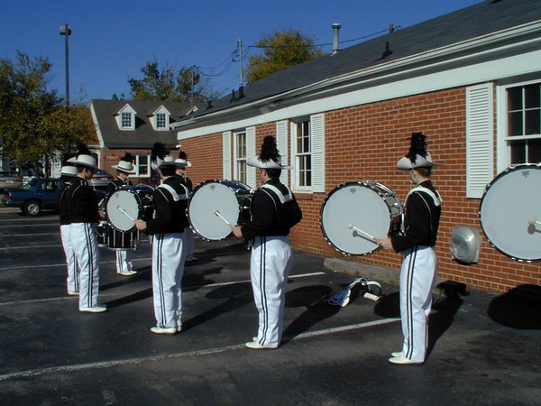 2002-11-02: Cary Band Day
