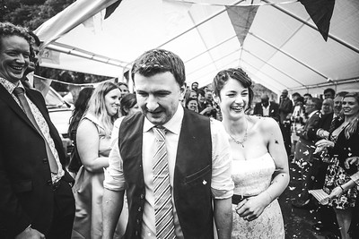 Ben & Louise Warslow Wedding
