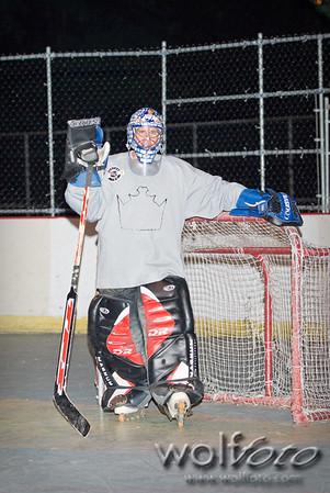 Houston Hockey 10/7/08