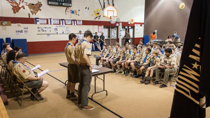 Troop 31 Court of Honor
