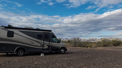 02-10-2020 Boondocking in Quartzsite