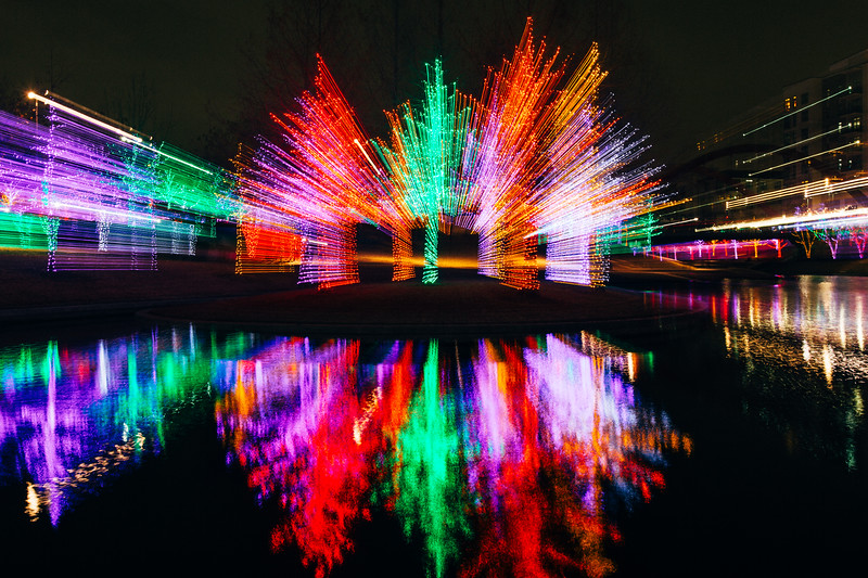 Vitruvian Lights