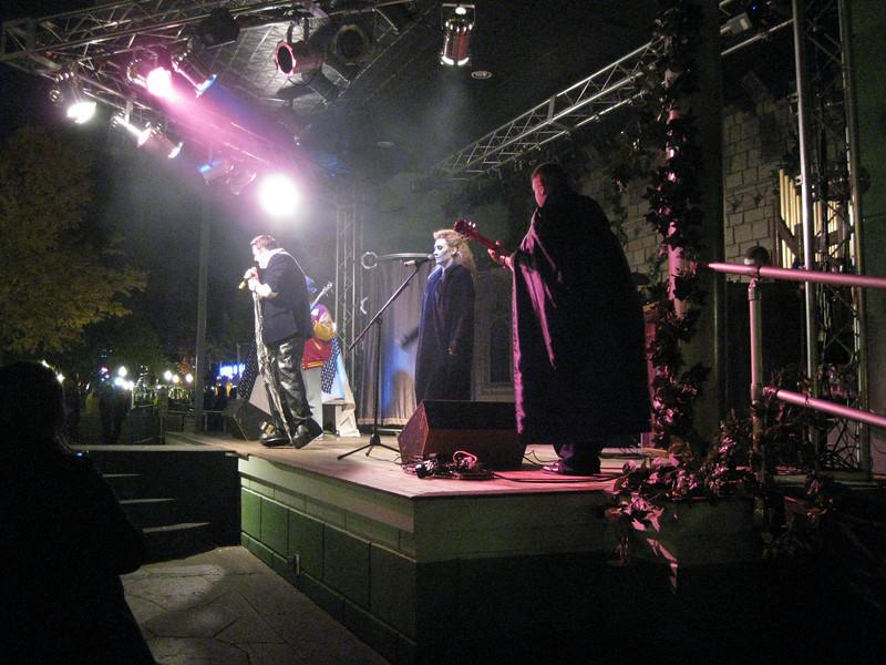Monster Bash Rock & Roll Revue.