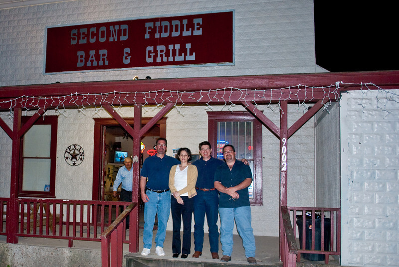 Last Hurrah At The Second Fiddle