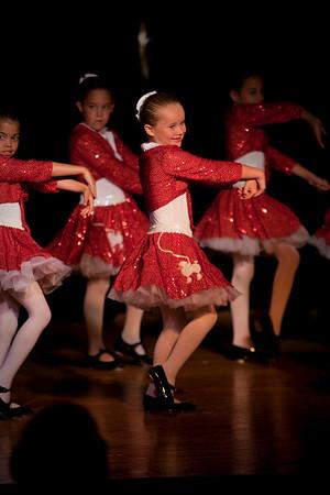 Rylee Dance Recital Dress Rehersal 2009