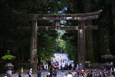 Nikko Toshogu Shrine  2017