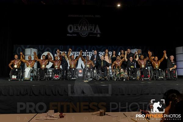 Wheelchair Bodybuilding