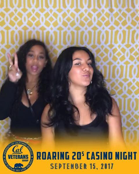 2017-09-15 | Cal Veterans Casino Night | Boomerangs (MP4)