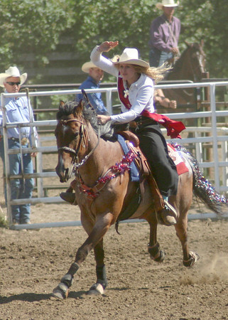 Saturday's CCPRA Rodeo