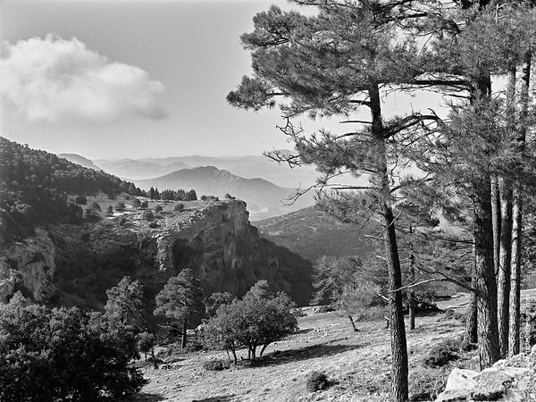 Roll 145 - El Chorro, near Cazorla
