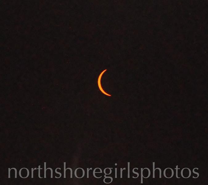 Tahiti Solar  Eclipse July 2010
