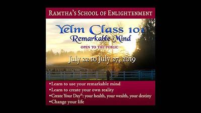 Class 101 Yelm July 22-27 2019