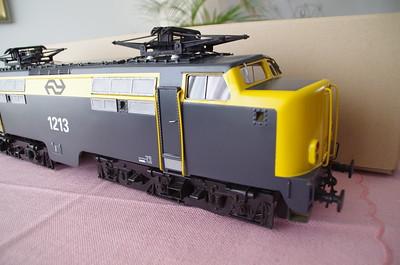 Stoom en Spoor NS 1213