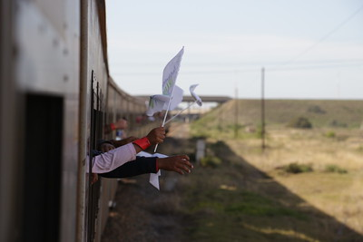 Nelson Mandela Bay Train Race