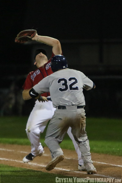 Brantford Red Sox vs. London Majors August 3, 2018