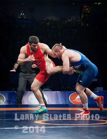 97kg Kyle Snyder Gold
