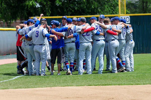 Cherry Creek vs Grandview - May 20th 2012