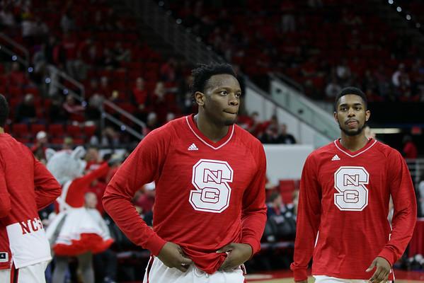 NC State Basketball 2015-16