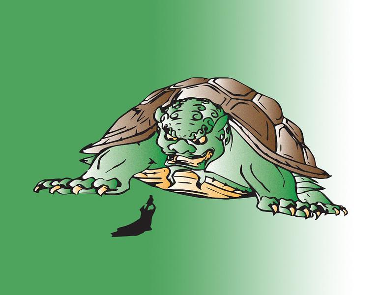 ATLA - Earth Lion Turtle