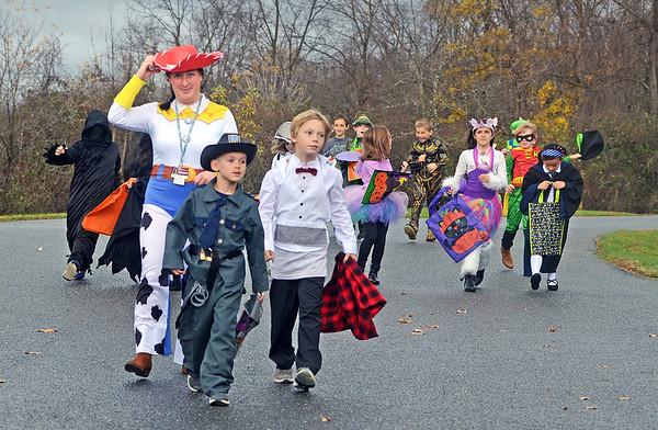Halloween at Bennington Project Independence - 103119
