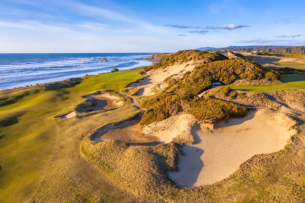 Pacific Dunes Golf Course