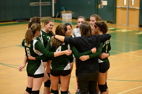 MONTVILLE JV Volleyball 2016