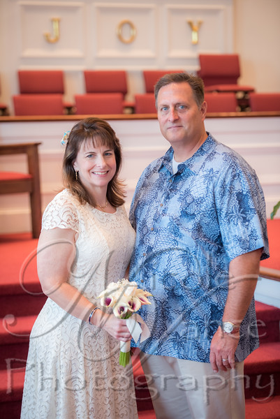 Sandston Baptist Church Wedding