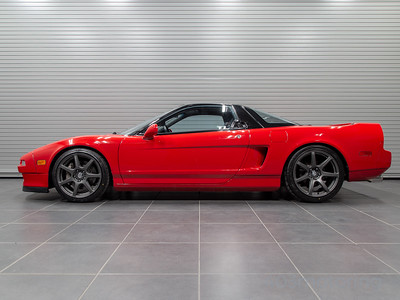 '91 NSX Supercharged - Red/Black
