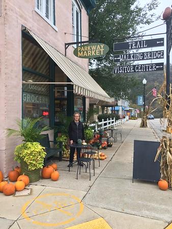 Lanesboro area, fall 2018