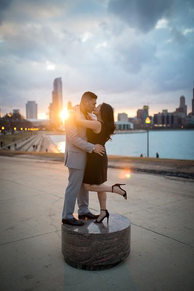 Engagement Session // Marysol & Frankie