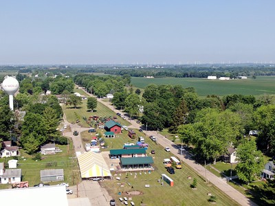 BUFFALO DAYS, La Moille, IL, June 11-12-13, 2021. Photos by Hal Adkins and Tori Sadnick.