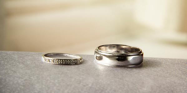 Desreen' and James wedding (bridal prep)