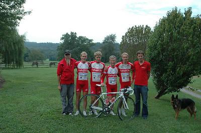 CykelCity Shimano Cervelo team
