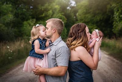 Long Family of 4