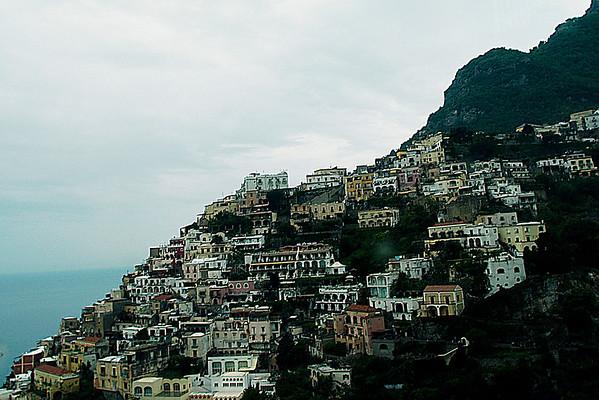 Amalfi to Pompei